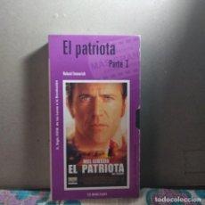 Cine: COLECCIÓN EL MUNDO (62): EL PATRIOTA .PARTE 1. Lote 221117835