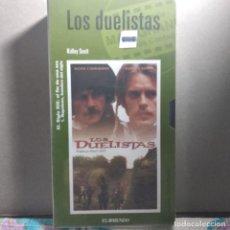 Cine: COLECCIÓN EL MUNDO (66): LOS DUELISTAS.. Lote 221118205