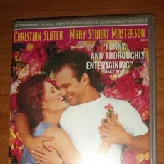 Cine: VHS BED OF ROSES, VERSION ORIGINAL CON CHRISTIAN SLATER Y MARY STUART MASTERSON. Lote 221363722