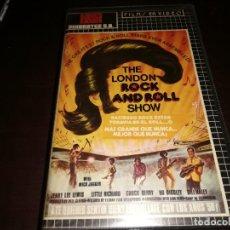 Cine: THE LONDON ROCK AND ROLL SHOW VHS ORIGINAL ROCK & ROLL MICK JAGGER LITTLE RICHARD CHUCK BERRY BILL H. Lote 221415236