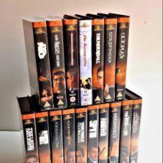 Cine: COLECCION 17 PELICULAS JAMES BOND 007 VHS. Lote 221494036