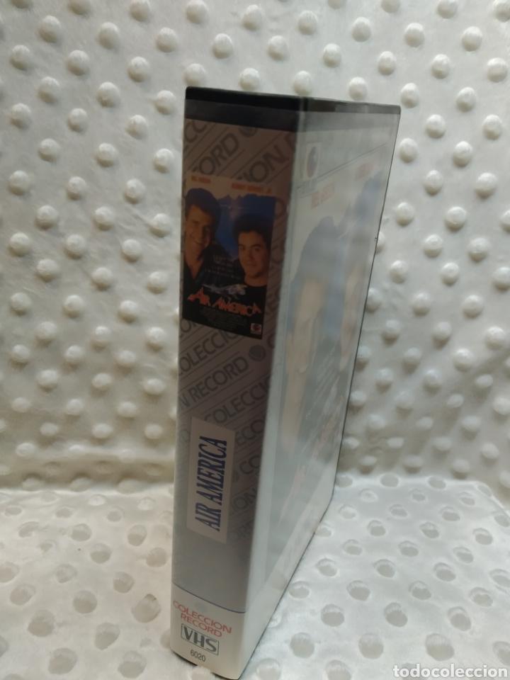 Cine: AIR AMERICA - MEL GIBSON - VHS - Foto 2 - 221514120