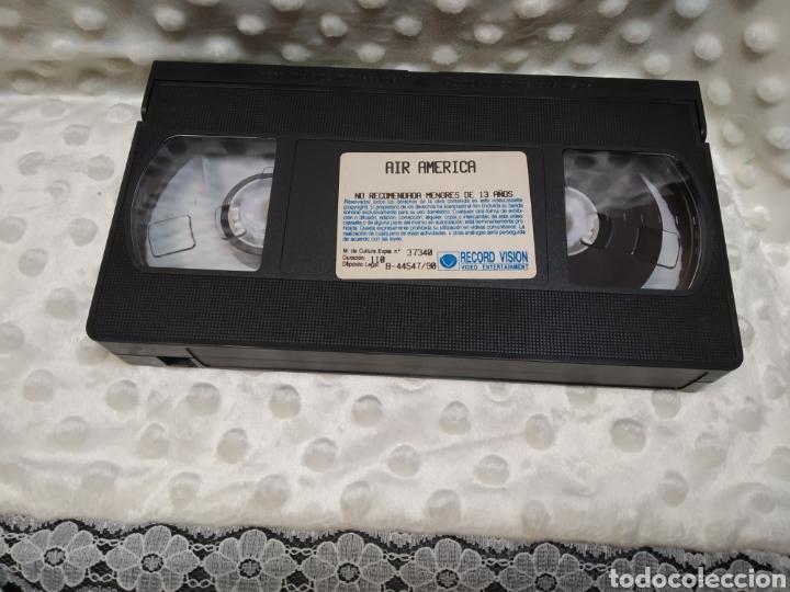 Cine: AIR AMERICA - MEL GIBSON - VHS - Foto 5 - 221514120