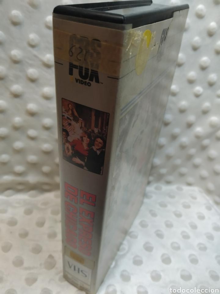 Cine: El Expreso de Chicago (1984) - Arthur Hiller - Gene Wilder, Richard Pryor, Jill Clayburgh - VHS - Foto 2 - 221514701