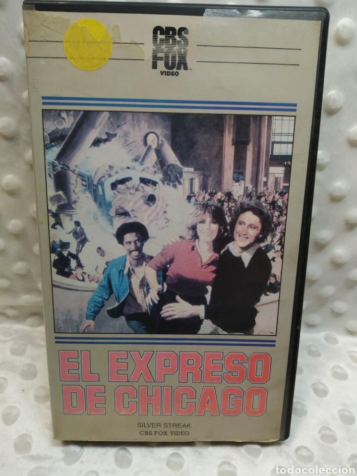 EL EXPRESO DE CHICAGO (1984) - ARTHUR HILLER - GENE WILDER, RICHARD PRYOR, JILL CLAYBURGH - VHS (Cine - Películas - VHS)