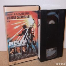 Cine: BELLS LLAMADA MORTAL - VHS CON RICHARD CHAMBERLAIN. Lote 221648361