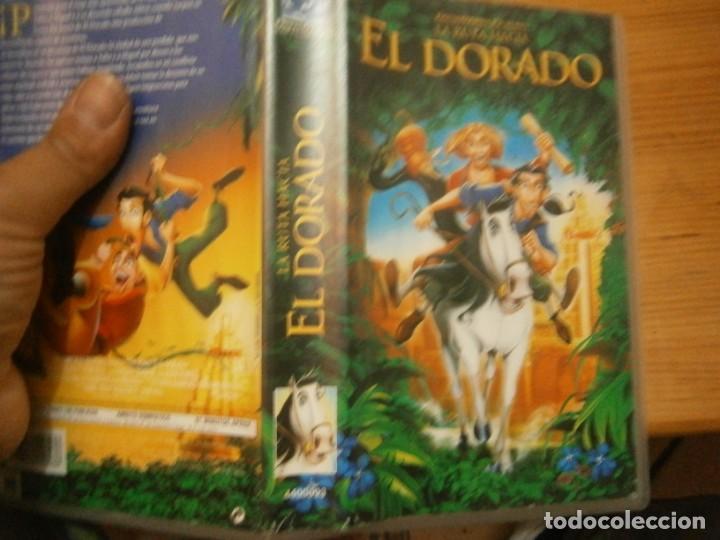 PELICULA VHS, EL DORADO (Cine - Películas - VHS)