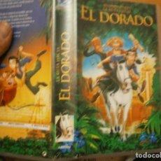 Cine: PELICULA VHS, EL DORADO. Lote 221662017