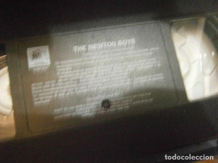 Cine: PELICULA VHS, THE NEWTON BOYS - Foto 2 - 221662138