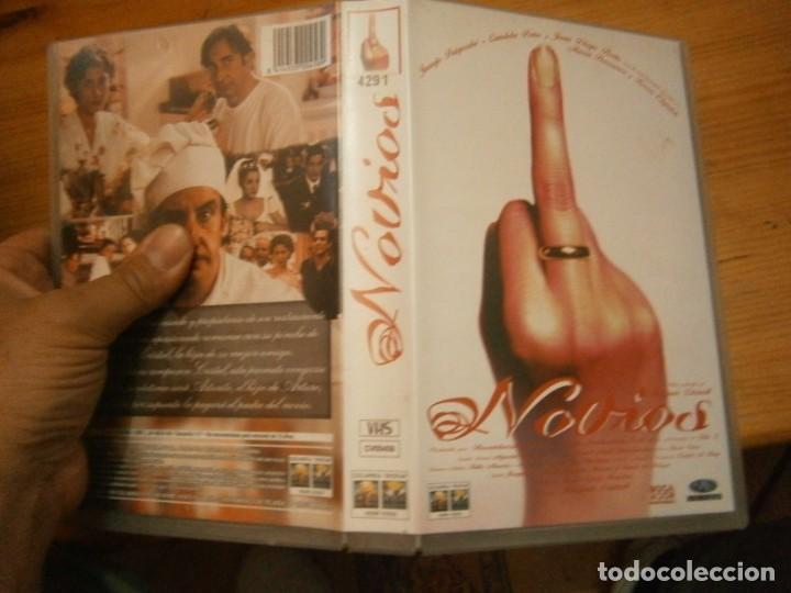 PELICULA VHS, NOVIOS (Cine - Películas - VHS)