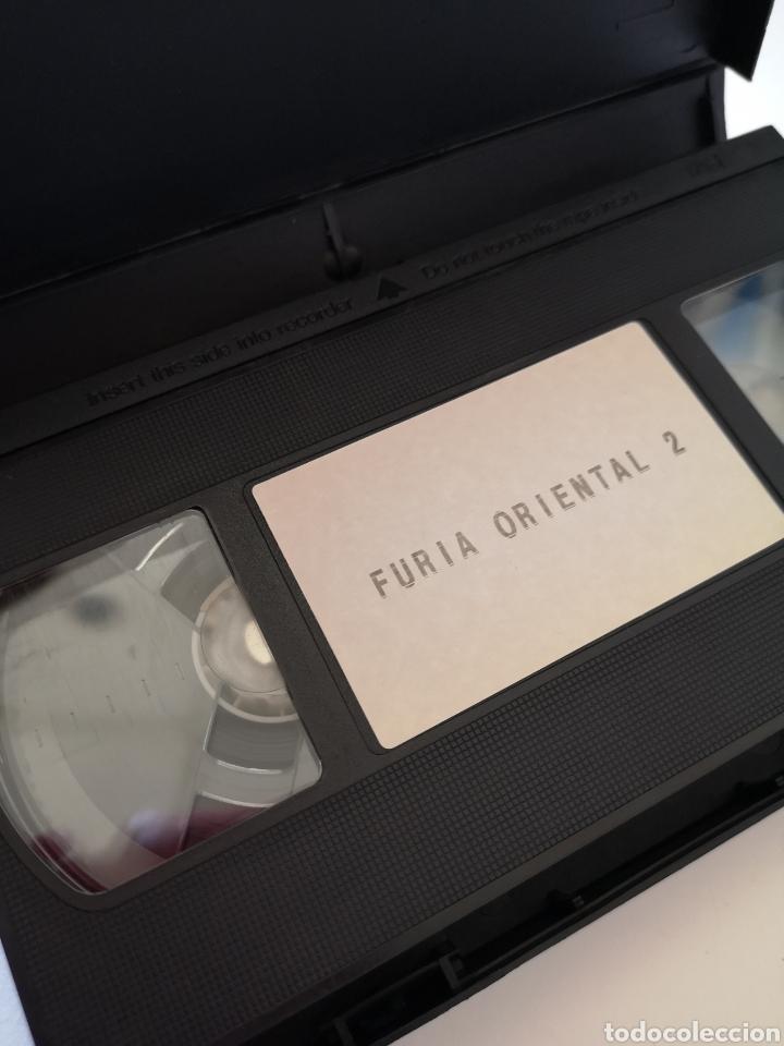 Cine: Fúria Oriental 2 Parte Jackie Chan VHS - Foto 3 - 221664093