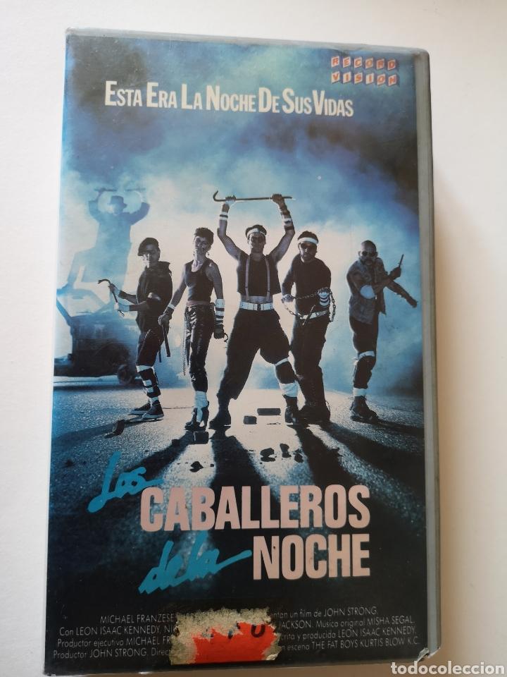 LOS CABALLEROS DE LA NOCHE VHS (Cine - Películas - VHS)