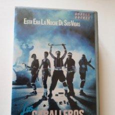 Cine: LOS CABALLEROS DE LA NOCHE VHS. Lote 221665341