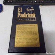 Cine: PACK DE 3 VHS DE EL PADRINO 1901 - 1959 - EDICIÓN ESPECIAL LIMITADA. Lote 221692745