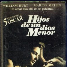 Cine: HIJOS DE UN DIOS MENOR. Lote 221700836