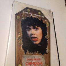 Cine: CONDESA DRÁCULA VHS. Lote 221701415