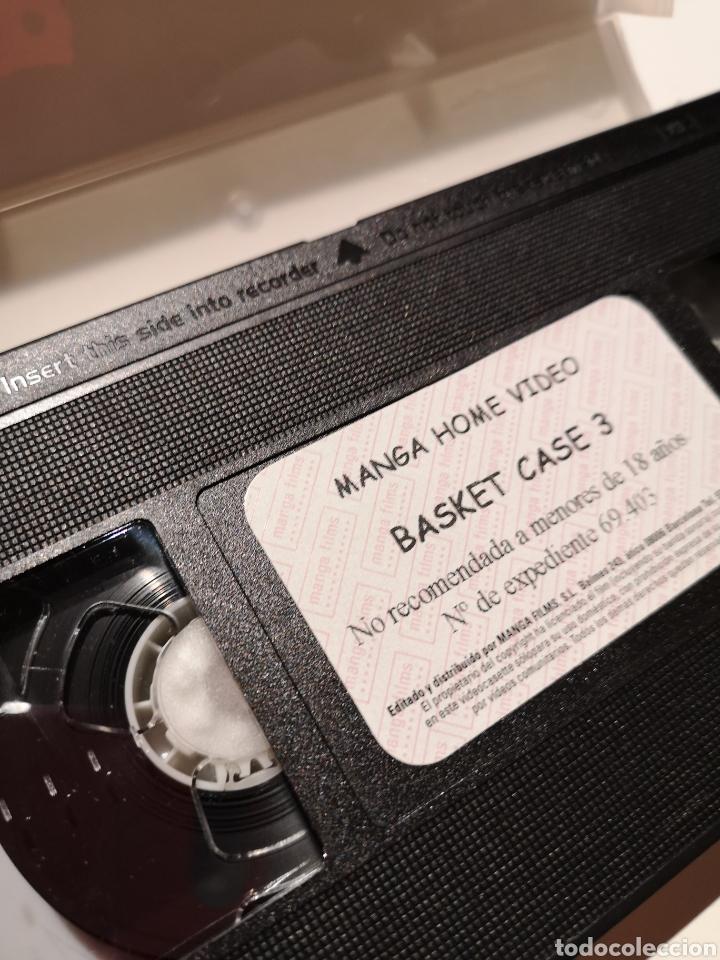 Cine: Basket Case 3 La Prole Cine de Terror VHS - Foto 3 - 221726030