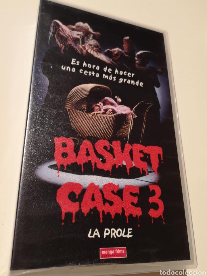 BASKET CASE 3 LA PROLE CINE DE TERROR VHS (Cine - Películas - VHS)