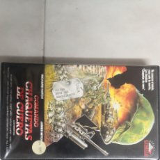Cine: VHS COMANDO CHAQUETAS DE CUERO (1° EDICIÓN). Lote 221797222