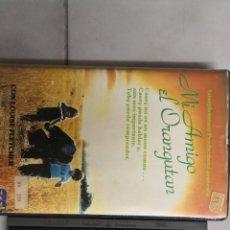 Cine: VHS MI GRAN AMIGO EL ORANGUTÁN (1°EDICION). Lote 221798123