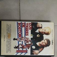 Cine: VHS LOS TIGRES DE BOSTON (1° EDICIÓN). Lote 221798410