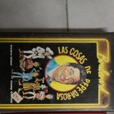 Cine: VHS LAS COSAS DE PEPE DA-ROSA (1°EDICION). Lote 221799945