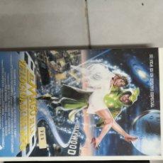 Cine: VHS EL MAGO DE LA VELOCIDAD Y EL TIEMPO (1°EDICION). Lote 221800516