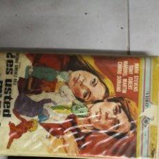 Cine: VHS ¿ES USTED MI PADRE? (1° EDICIÓN). Lote 221802261