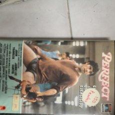 Cine: VHS PERFECT (1°EDICION). Lote 221802961