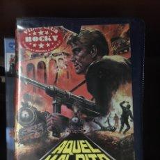 Cine: AQUEL MALDITO TREN BLINDADO VHS. Lote 221859978