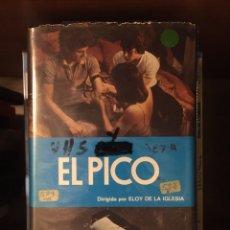 Cine: EL PICO VHS OJO LEER DESCRIPCION. Lote 221863211