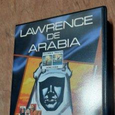 Cine: LAWRENCE DE ARABIA. VHS. Lote 221989977