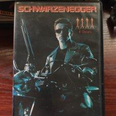 Cine: TERMINATOR 2 EL JUICIO FINAL-1992-VHS RECORD VISION. Lote 222017035