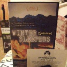 Cine: WINTER SLEEPERS SOÑADORES - TOM TYKWER - ULRICH MATTHES , HEINO FERCH - PARAMOUNT 1999. Lote 222058126