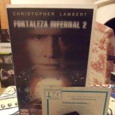 Cine: FORTALEZA INFERNAL 2 DOS - GEOFF MURPHY - CHRISTOPHER LAMBERT , PAM GRIER - COLUMBIA 2000. Lote 222061728