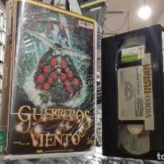 Cine: GUERREROS DEL VIENTO - VHS. Lote 222112433