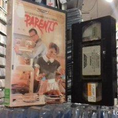 Cine: PARENTS - VHS. Lote 222113695