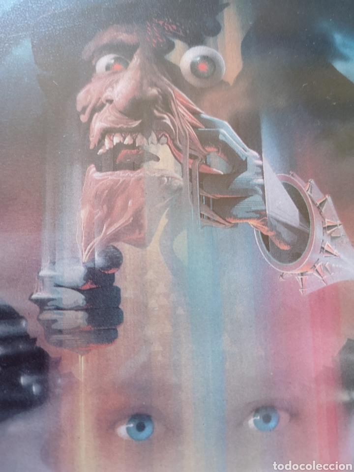 Cine: Pesadilla En Elm Street 4 (Primera Edición) VHS - Foto 2 - 222117662