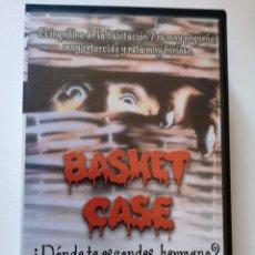 Cine: BASKET CASE CINE DE TERROR VHS. Lote 222120380