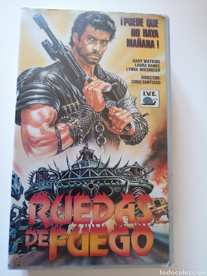 RUEDAS DE FUEGO VHS (Cine - Películas - VHS)