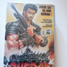 Cine: RUEDAS DE FUEGO VHS. Lote 222122202