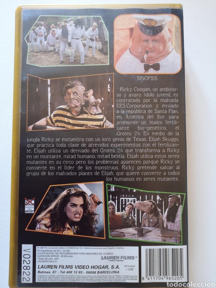 Cine: La Disparatada Parada De Los Monstruos VHS - Foto 2 - 222122950