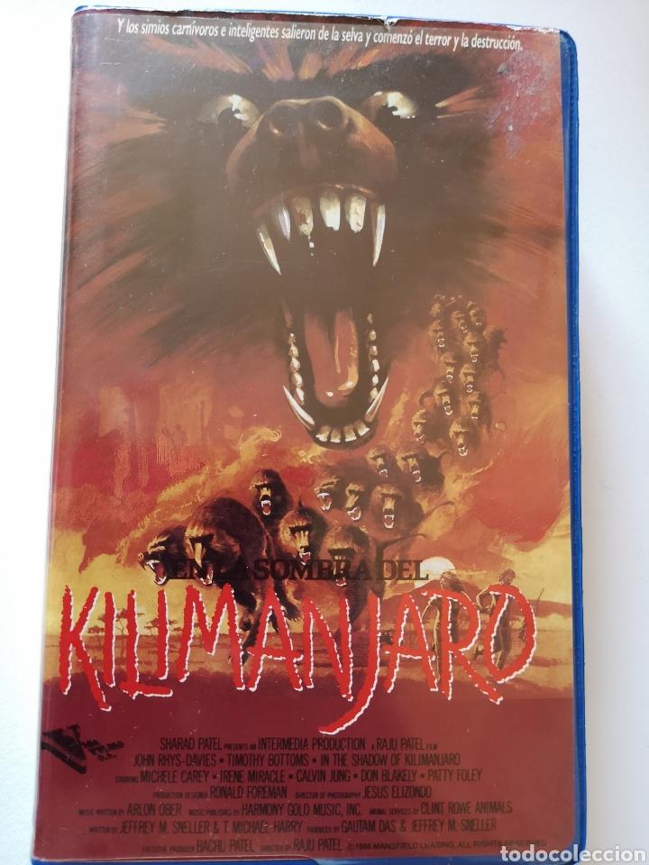 EN LA SOMBRA DEL KLIMANJARO VHS (Cine - Películas - VHS)