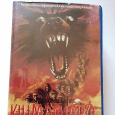 Cine: EN LA SOMBRA DEL KLIMANJARO VHS. Lote 222124035