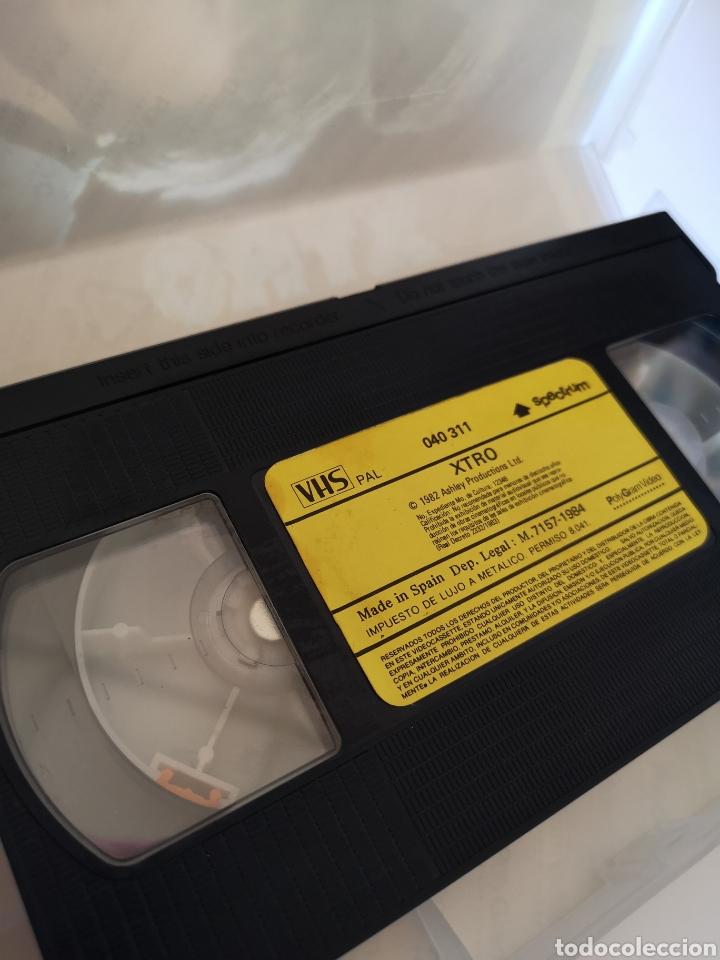Cine: Xtro Cine de Terror VHS Años 80 s - Foto 3 - 222126340
