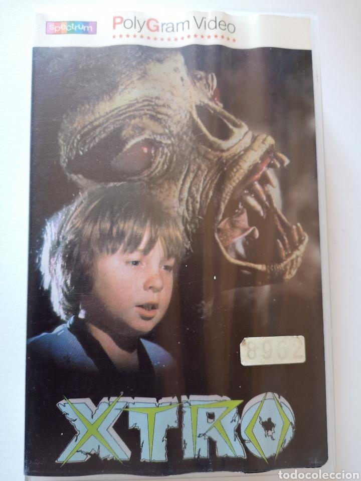 XTRO CINE DE TERROR VHS AÑOS 80 'S (Cine - Películas - VHS)