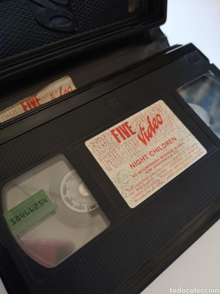 Cine: Night Children VHS - Foto 3 - 222127028