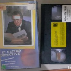 Cine: VHS EL ULTIMO DETECTIVE - VAL GUEST - RARISIMA (EV). Lote 222161342