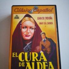 Cine: CINE CLÁSICO ESPAÑOL EL CURA DE ALDEA CON JUAN DE ORDUÑA. Lote 222177145