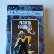 Cine: PLANETA PROHIBIDO VHS. Lote 274396503